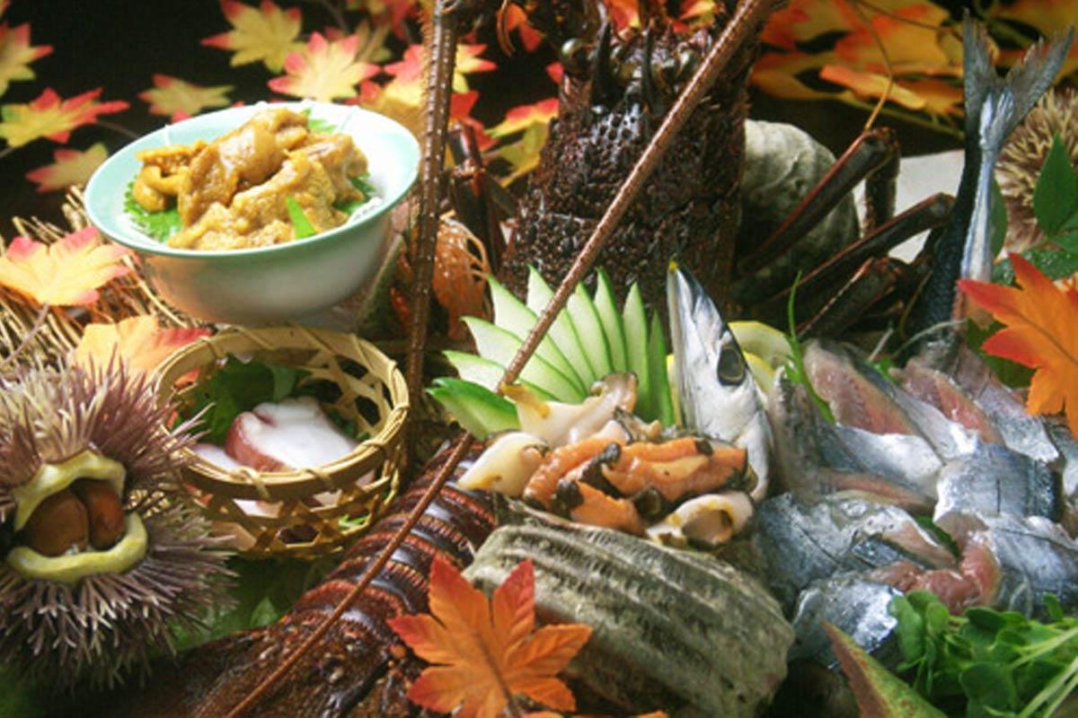 季節のコース料理